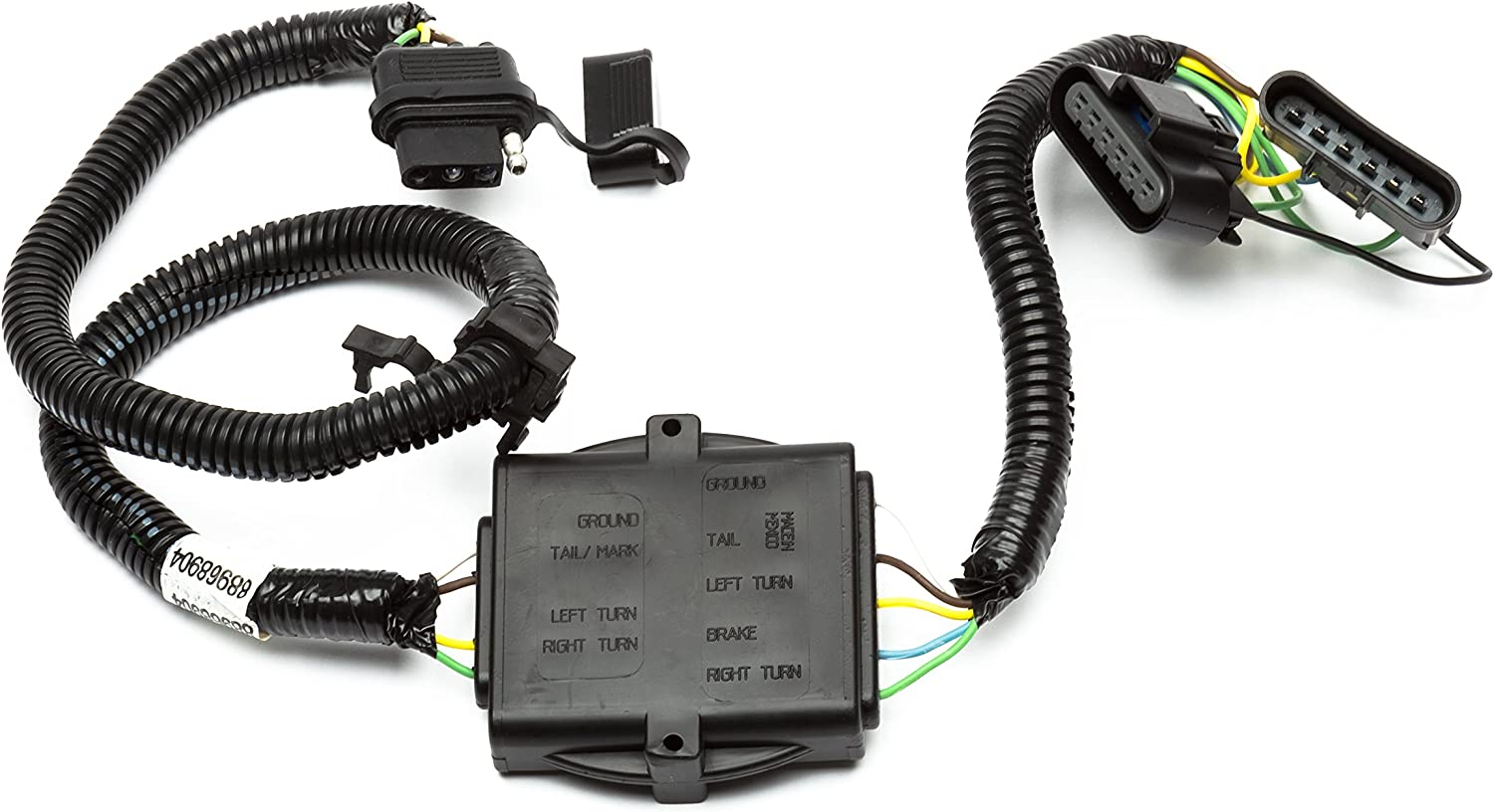 Amazon.com: General Motors GM Accessories 17801656 Trailer Wiring Harness:  Automotive