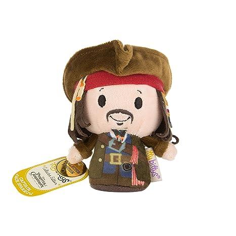Hallmark - Tarjeta 25490968 Piratas del Caribe Jack Sparrow Itty Bitty: Amazon.es: Juguetes y juegos