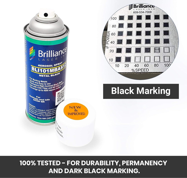 Hi-spots marking paste Dark Black