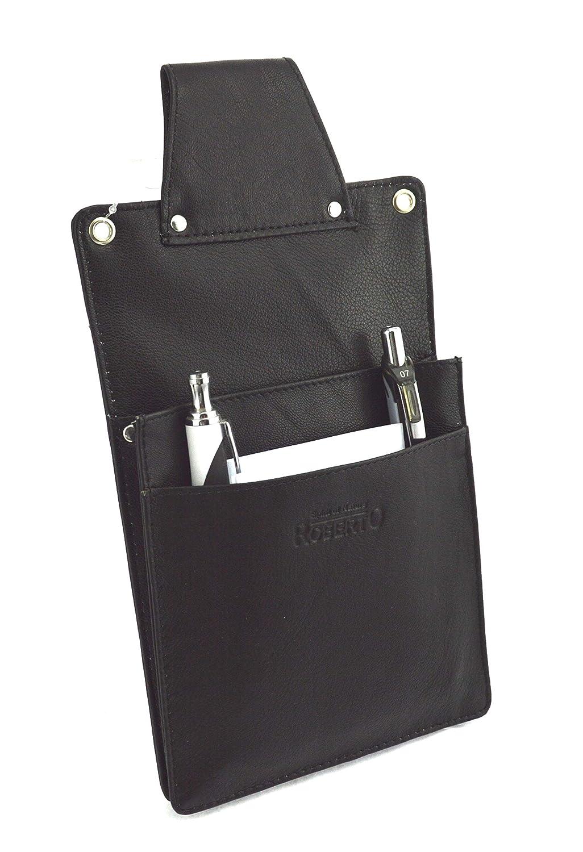 Leather Waiter Holster Waiter Pouch Waiter of Waiter Exchange Bag Purse Bag