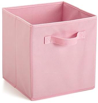 ClosetMaid 4468 Cubeicals Fabric Drawer, Pink