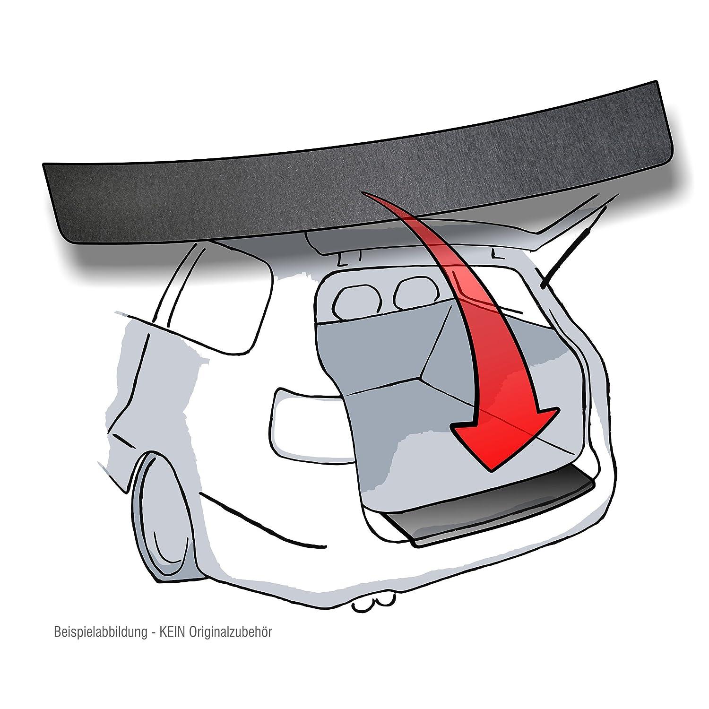 Lackschutzfolie Schutzfolie Ladekantenschutz SCHWARZ MATT 150µm und passgenau für Fahrzeugmodell Siehe Beschreibung – Lackschutz Autoschutzfolie passend Lackschutzshop