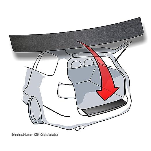 Lackschutzshop Ladekantenschutz passend f/ür Suzuki Vitara//Vitara-S ab BJ 2015-3D Carbon schwarz