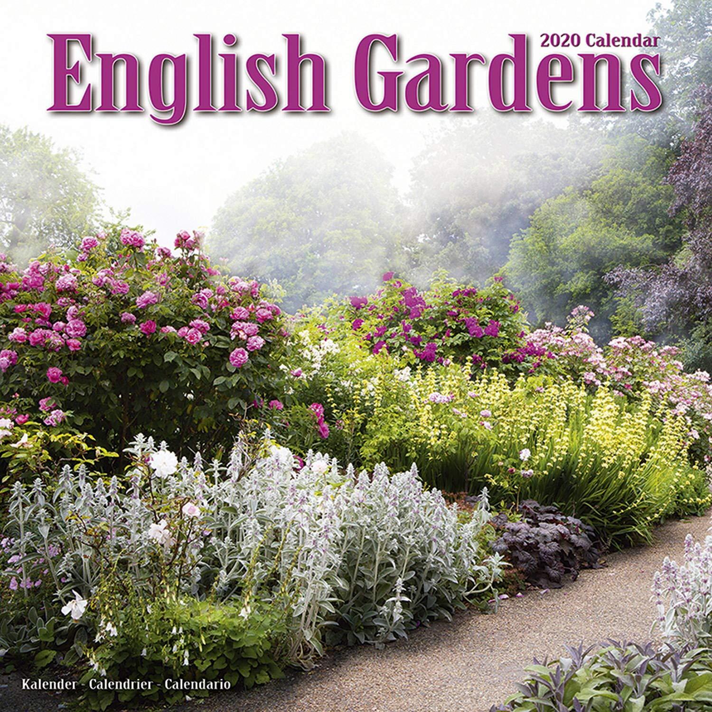 Garden Calendar English Gardens Calendar Calendars 2019 2020