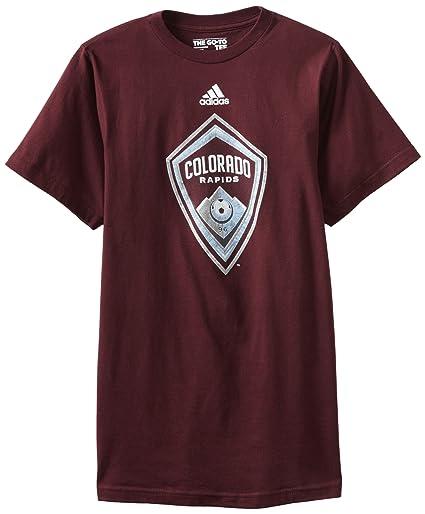 c31c4ee1f Amazon.com   MLS Colorado Rapids Primary Logo T-Shirt