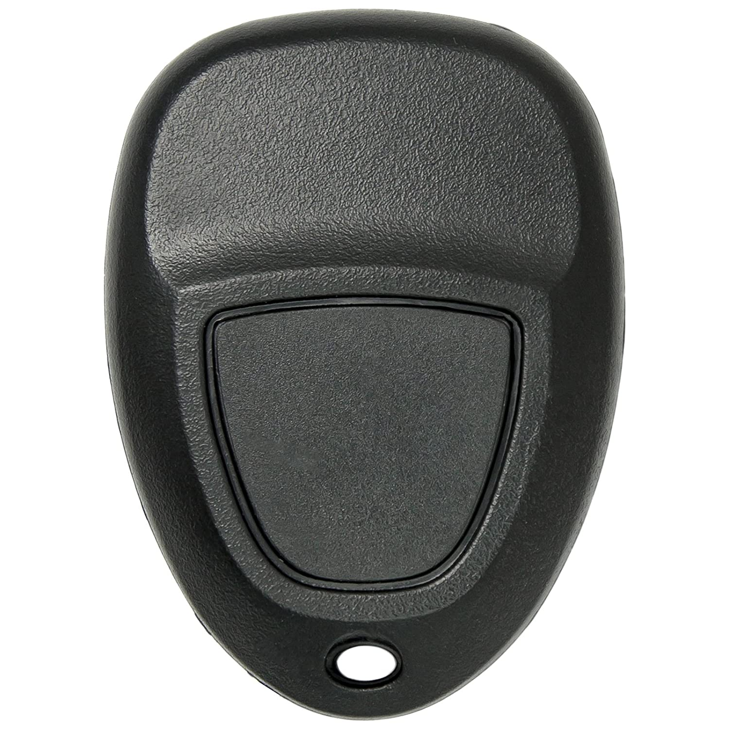 New Keyless Entry 5 Button Remote Start Car Key Fob for Select GM Chevrolet Buick Pontiac and Saturn