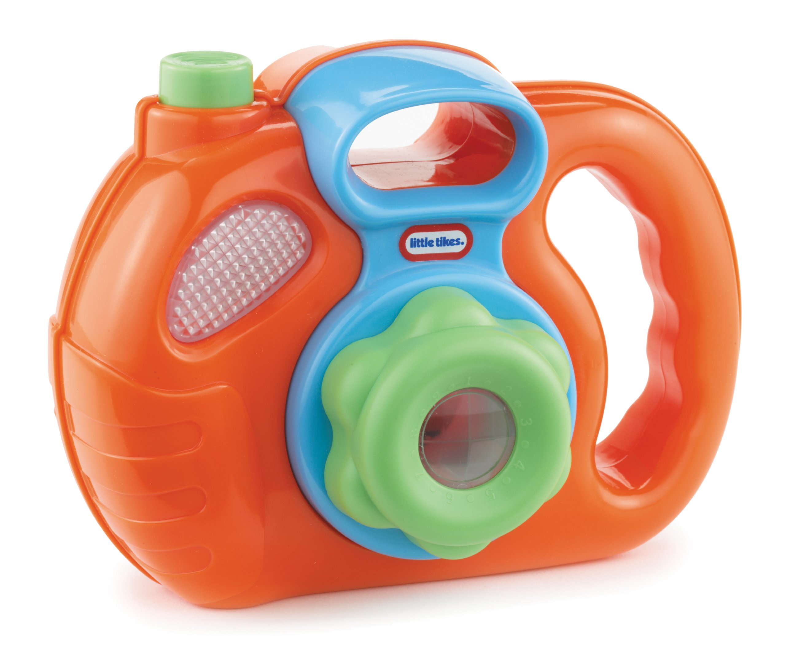 My First Lil' Camera- Orange by Little Tikes (Image #2)