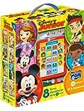 8 livres d'aventure et le me reader Disney Junior : L'amulette de Sofia ; Jake à la rescousse ; Mickey à la ferme ; Vroom, vroom ; Doc à du nez ; La ... ; Jake et l'oeuf d'or ; Un désordre royal