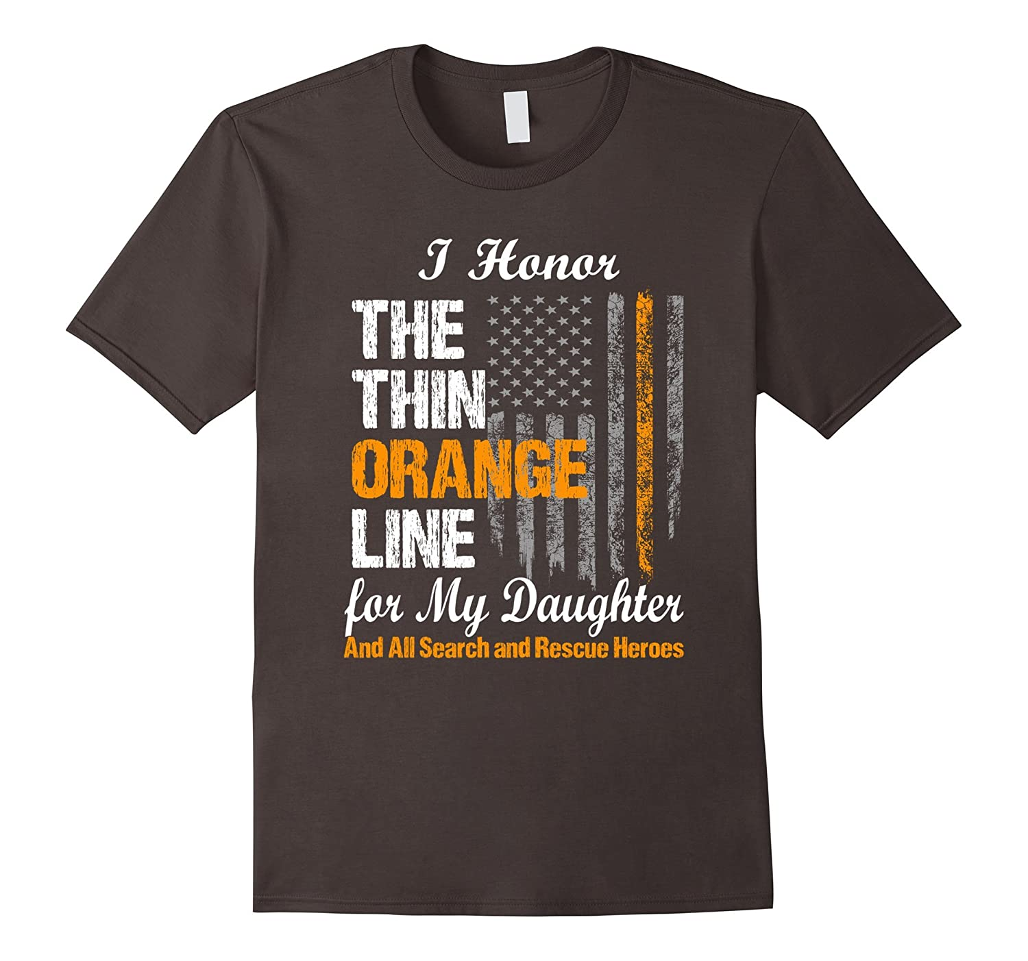 Search and rescue t shirts – Honor My Hero Daughter