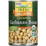 Field Day Garbanzo Beans (12x15 OZ)