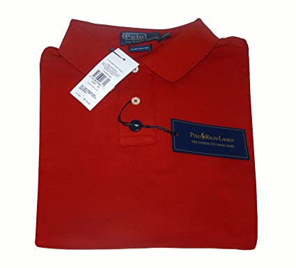 POLO RALPH LAUREN LIMITED EDITION-RED  Amazon.co.uk  Clothing 617ebd8447