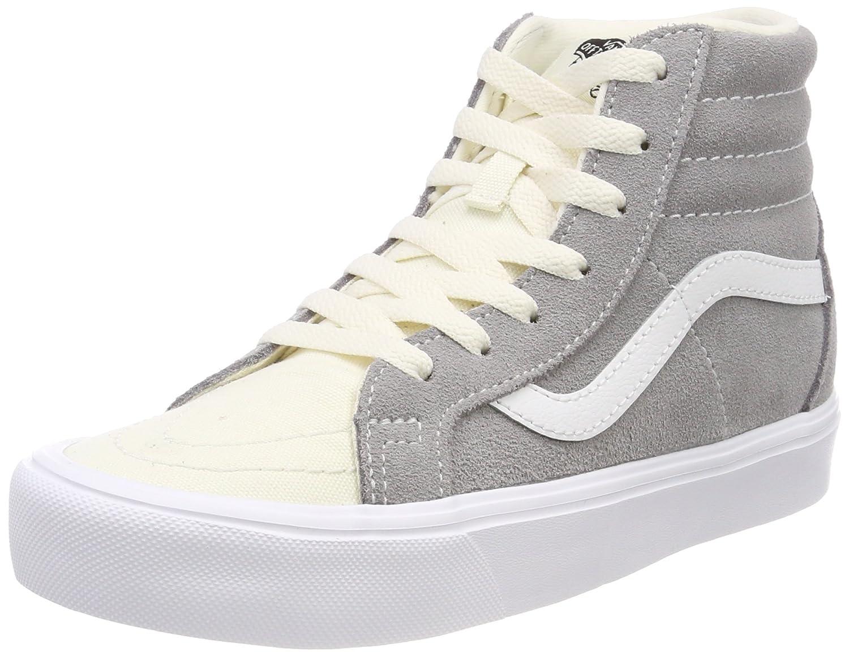 Vans Unisex-Erwachsene Sk8-Hi Reissue Lite Hohe Sneaker  40.5 EU|Grau (Two-tone)
