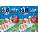 Kiri&Stick キリクリームチーズディップとクラッカーの詰め合わせ (1箱35g×8パック入り)×2箱 要冷蔵