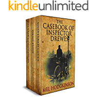 The Casebook of Inspector Drewes: A murder mystery box set