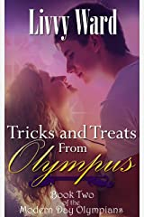 Tricks and Treats from Olympus (Modern Day Olympians Book 2) Kindle Edition