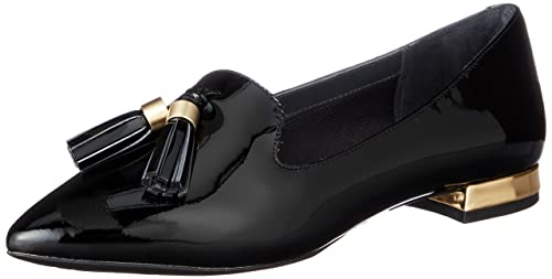 Rockport Total Motion Zuly Luxe Loafer, Mocasines para Mujer, Negro (Black), 37.5 EU