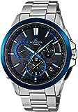 [カシオ]CASIO 腕時計 オシアナス ブラックマーブル GPSハイブリッド電波ソーラー OCW-G1100TG-1AJF メンズ