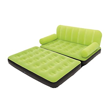 Amazon.com: Bestway Multi-Max sillón inflable con ...