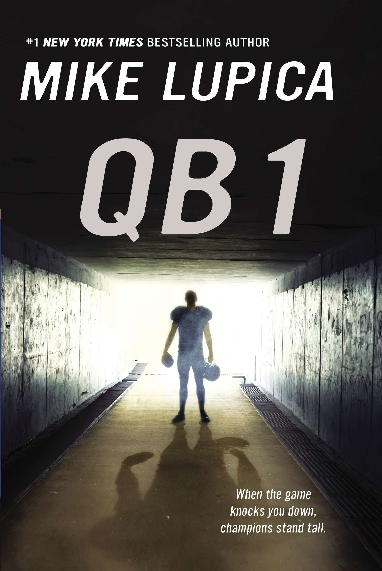 59fc78fdd60e QB 1  Mike Lupica  9780147511522  Amazon.com  Books