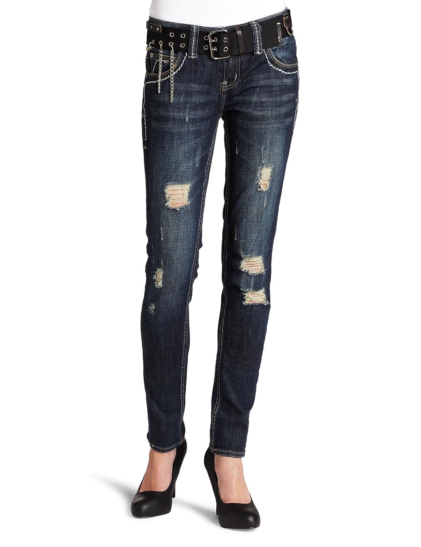 Yaso Juniors Skinny Jean with Belt