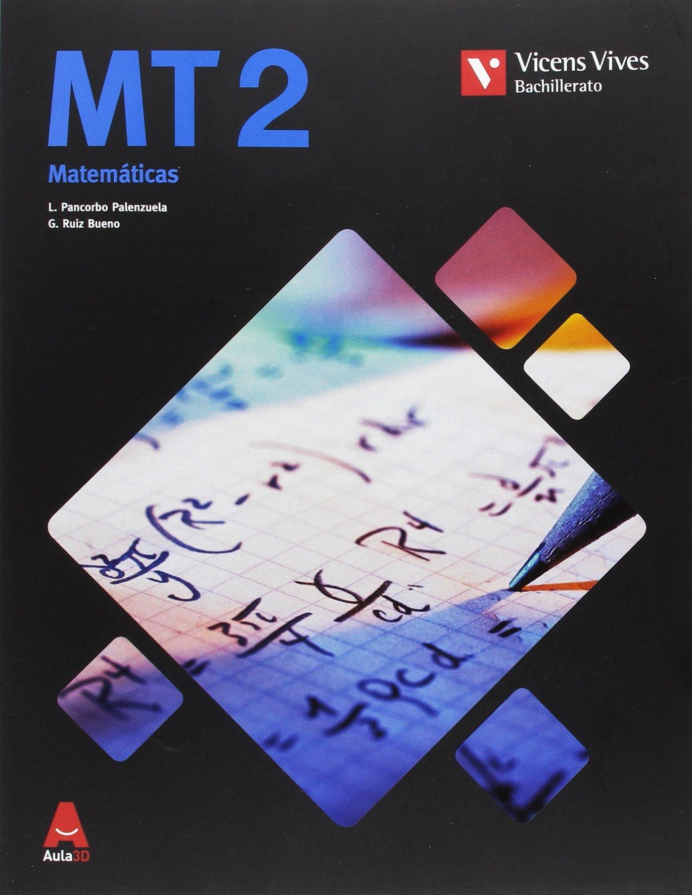 MT 2 MATEMATICAS TECNOLOGICAS BACH AULA 3D: 000001 - 9788468235844: Amazon.es: Building Math S.l.u, Ruiz Bueno, Gines: Libros