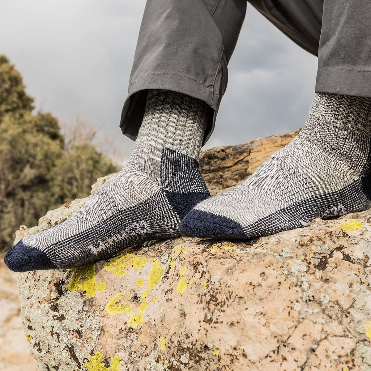 Minus33 Merino Wool 903 Day Hiker Sock