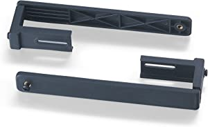 Officemate Partition Hanger for Unbreakable Wall Files, Letter/Legal, Black (21681)
