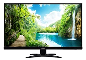"Acer G276HL Kbmidx 27"" Full HD (1920 x 1080) VA Zero Frame Monitor with Built-in Speakers (HDMI, DVI & VGA Ports)"