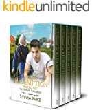 Jonah's Redemption Boxed Set (Books 2-5, Epilogue, and Companion Story): An Amish Romance Series