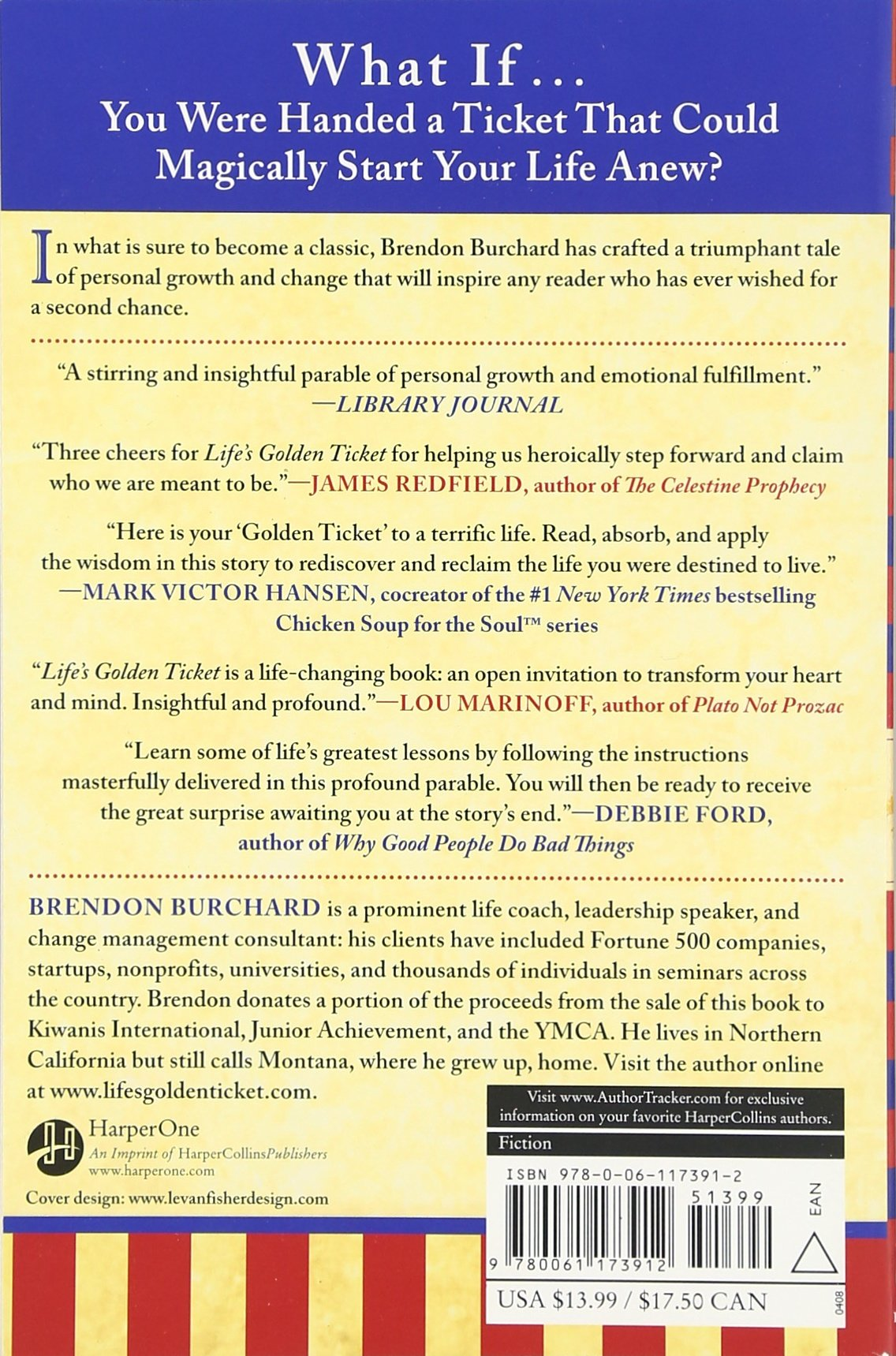 Life\'s Golden Ticket: An Inspirational Novel: Brendon Burchard ...