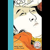 Skim book cover