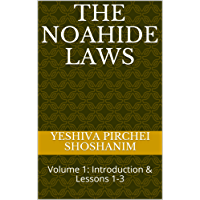 The Noahide Laws: Volume 1: Introduction & Lessons 1-3 (English Edition)