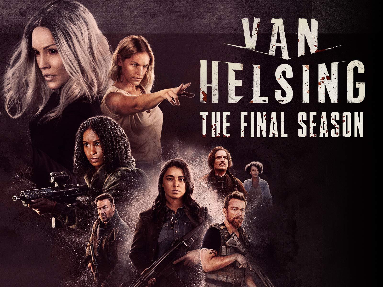 Watch Van Helsing | Prime Video