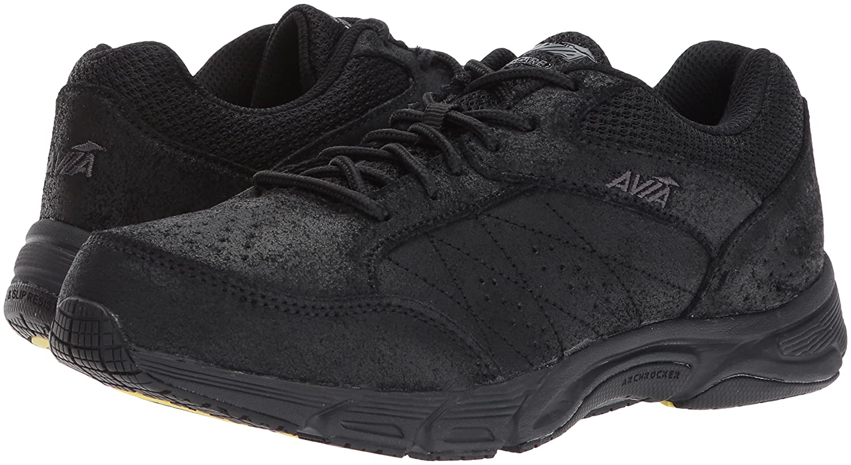 Avia Women's Avi-Care Field Hockey Shoe B01N28C27J 8.5 B(M) US|Black/Iron Grey