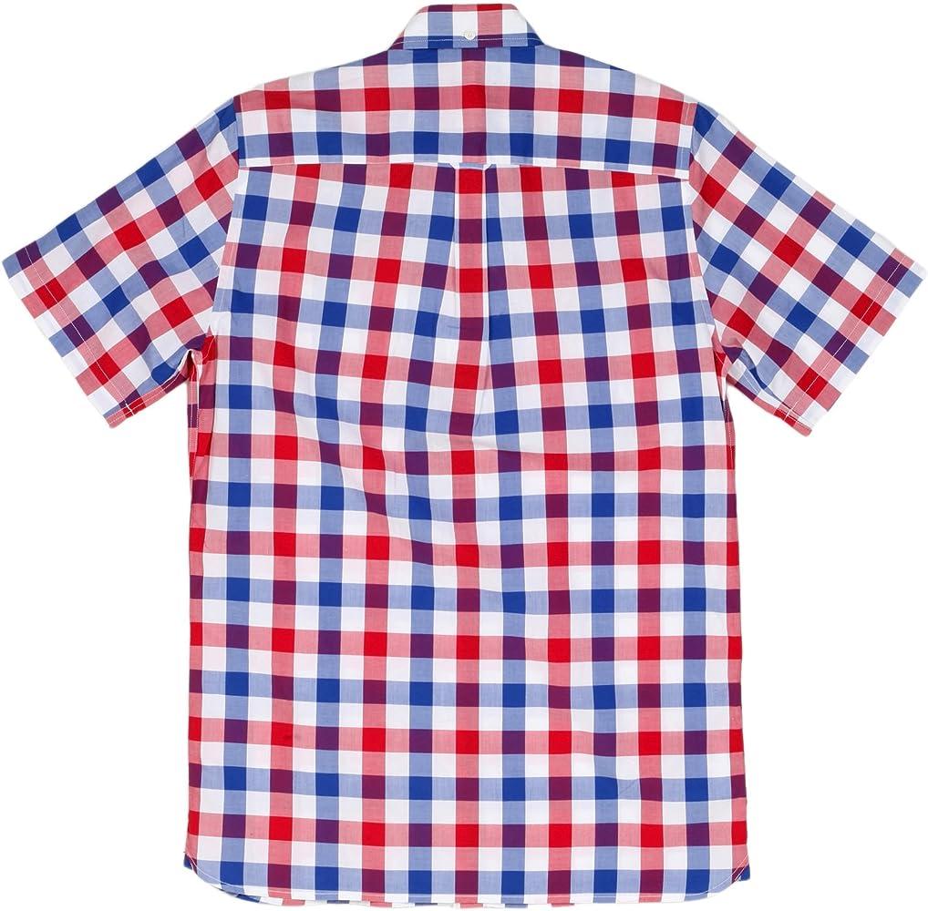 Fred Perry - Camisa - para niño multicolor multicolor S: Amazon.es: Ropa y accesorios