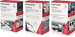 Frigidaire 10FFHOME01 Ready Clean Probiotic Appliance Care Bundle