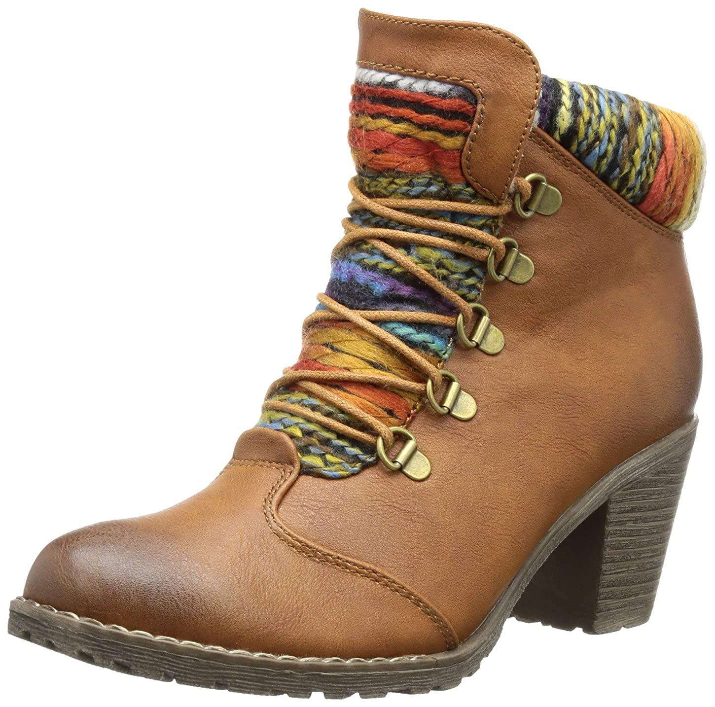 Rieker Damen Y7220 Kurzschaft Stiefel Schuhe & Handtaschen
