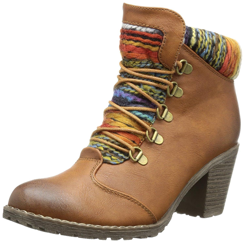 4b73b25258481 Rieker Women's Y7213 Ankle Boots: Amazon.co.uk: Shoes & Bags