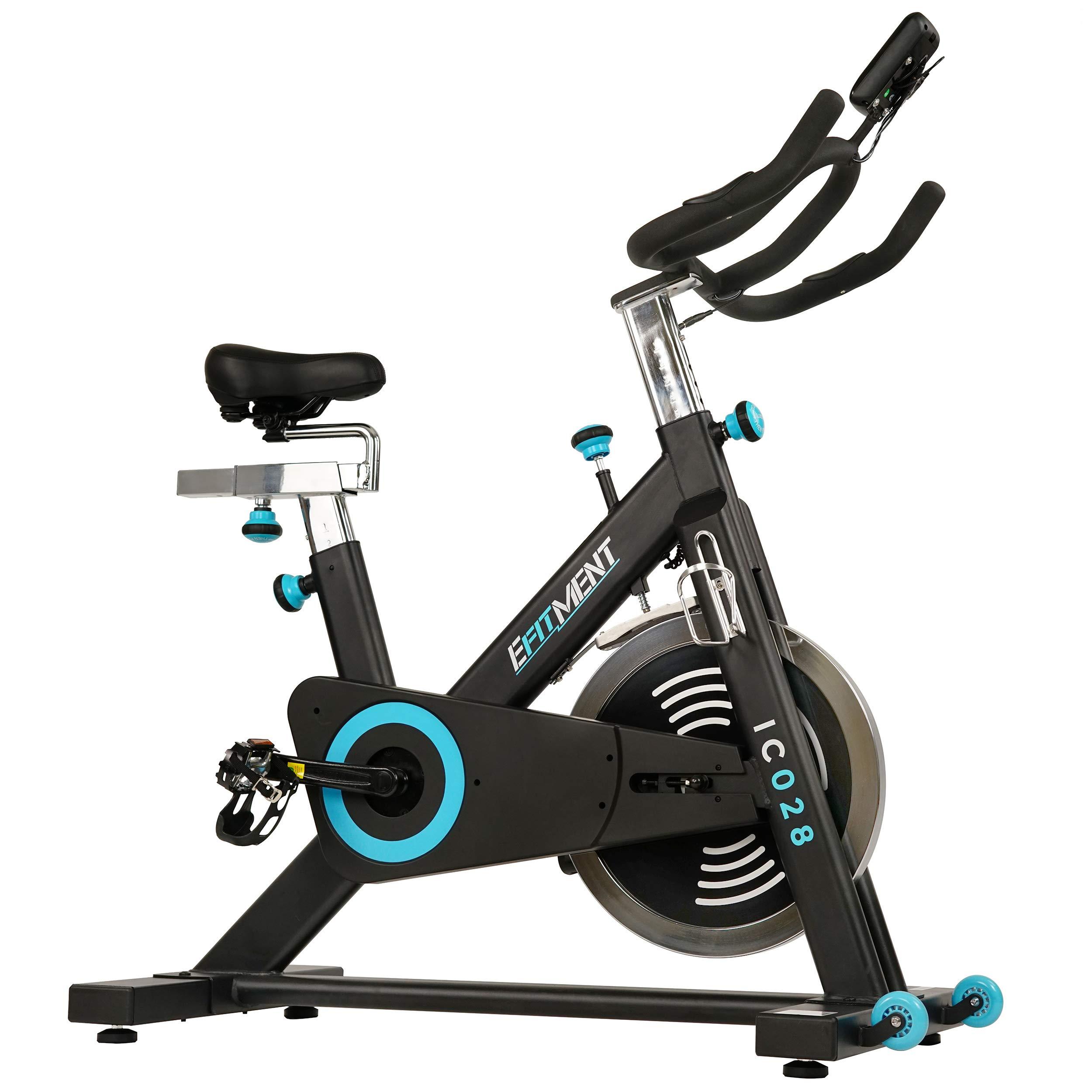 EFITMENT Pro Belt Drive Indoor Cycle Bike - IC028