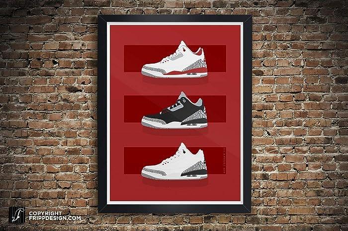 5e8719b1b0d Amazon.com: Air Jordan III (3) Collection