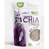 Graine de Chia Bio sachet Doypack 200 GR Certifié BIO Qualité Première