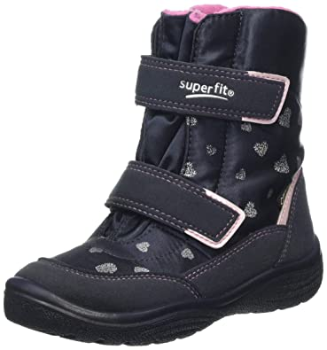 sports shoes 2ae1e 213a0 Superfit Mädchen Crystal Schneestiefel