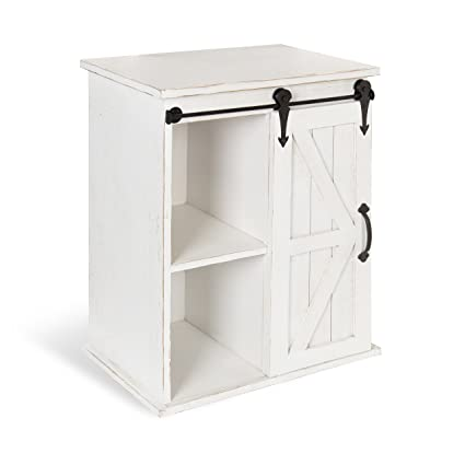 Amazon Com Kate And Laurel Cates Wooden Freestanding Storage