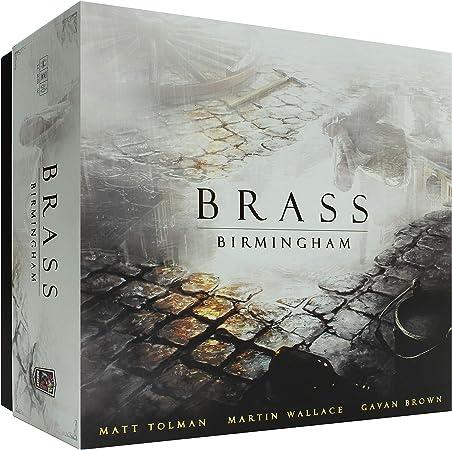 Brass Birmingham Deluxe Edición limitada: Amazon.es: Juguetes y juegos