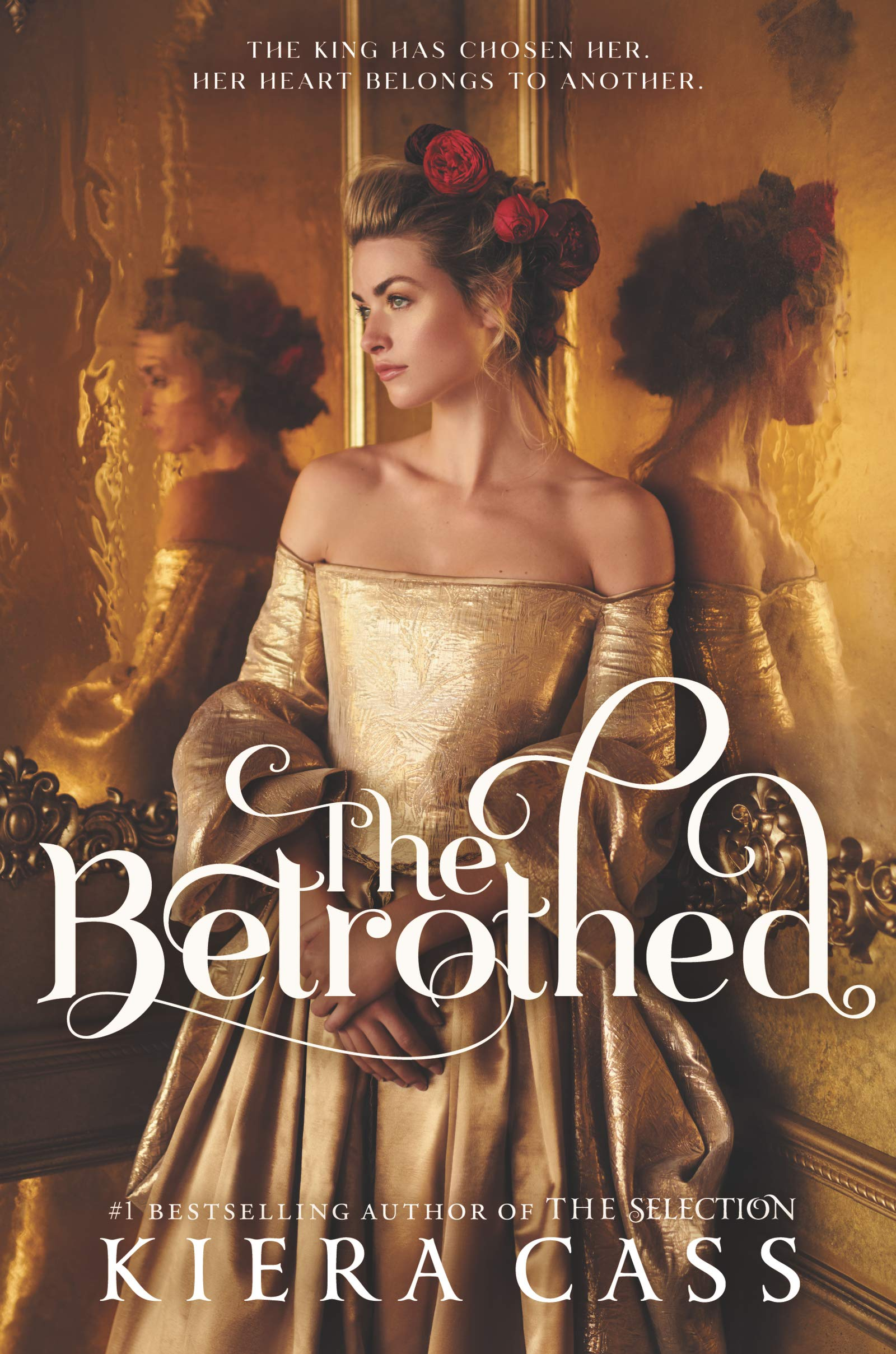 Amazon.com: The Betrothed (9780062291639): Cass, Kiera: Books