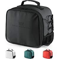 Lunch Box Insulated Lunch Bag for Men Women, Leakproof Thermal Reusable Lunch Tote for Adult, Lunch Cooler for Office Work Outdoor Picnic by Soundance