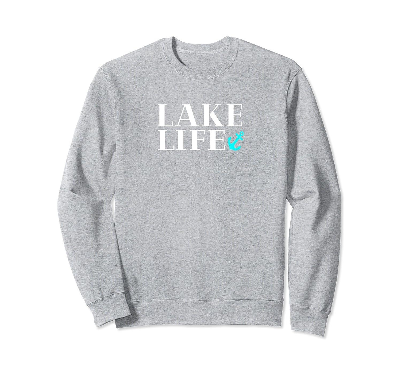 Lake Life Shirt Women's Lake Apparel-alottee gift