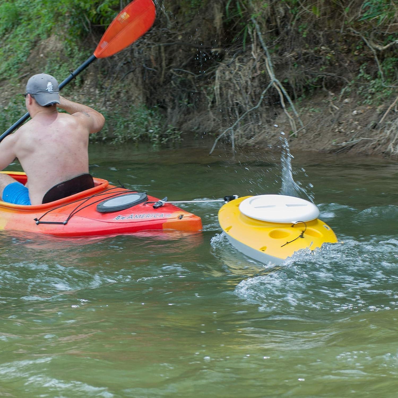 CreekKooler 30 Quart Floating Cooler Soggy Bottom Timber Bear /& Son Cutlery CK00296B