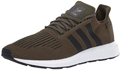 ed0942bf0 adidas Originals Men s Swift Running Shoe Night Cargo Black White 4.5 ...