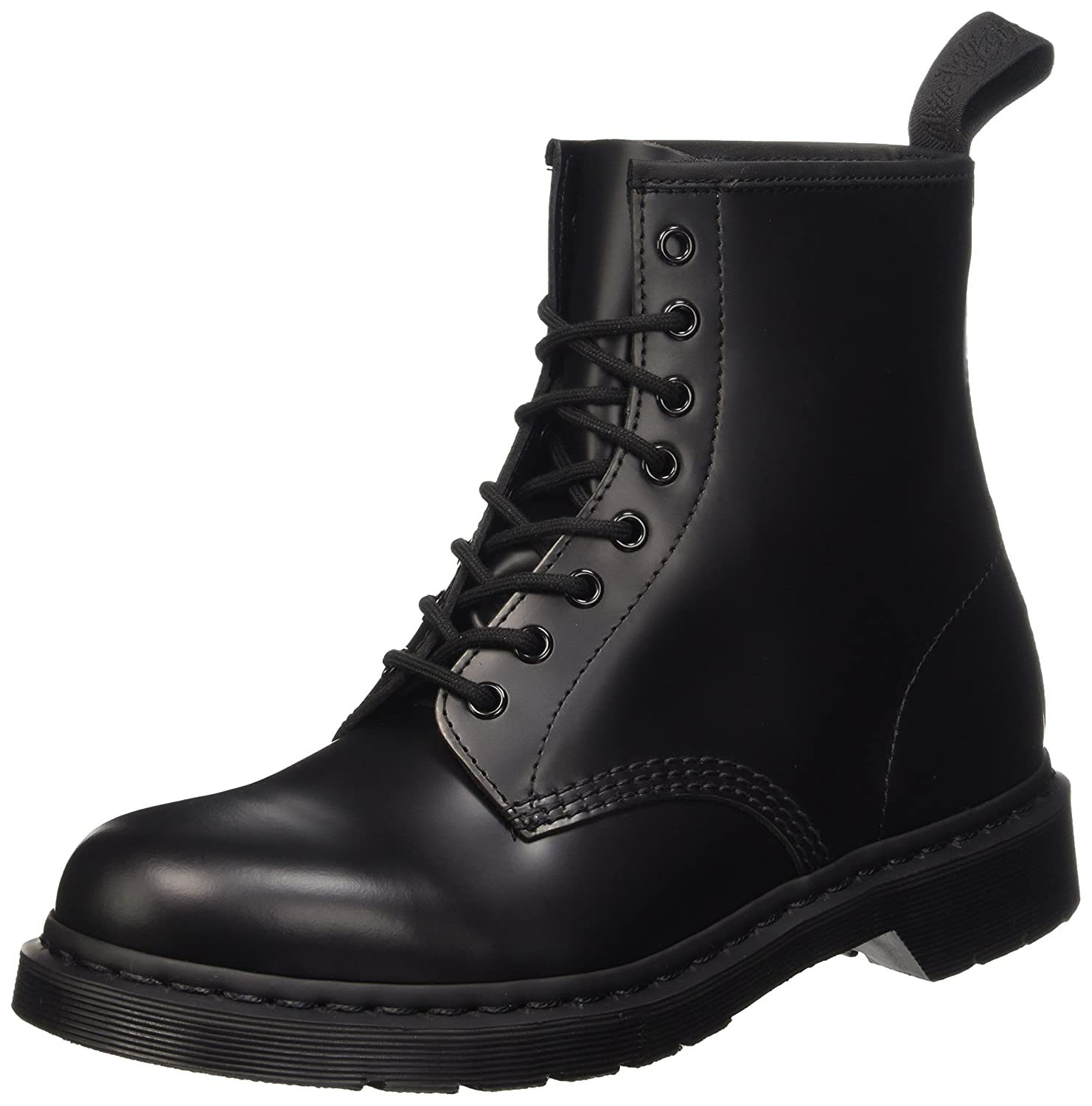 Amazon.com | Dr. Martens Unisex 1460 8-Tie Lace-Up Boot | Motorcycle &  Combat